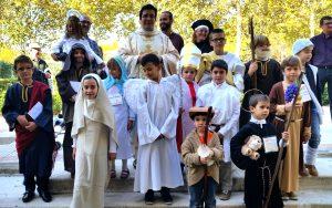 Todos los Santos catolico