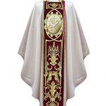 simbolismo de las vestiduras litúrgicas casulla